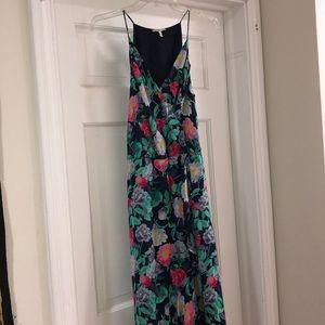 JOIE gorgeous floral maxi dress XS